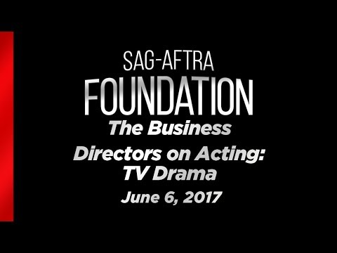 The Business  Directors on Acting: TV Drama