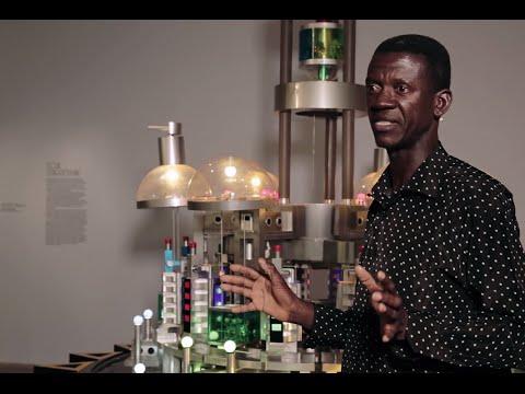 Beauté Congo - Entretien avec Rigobert Nimi - 2015