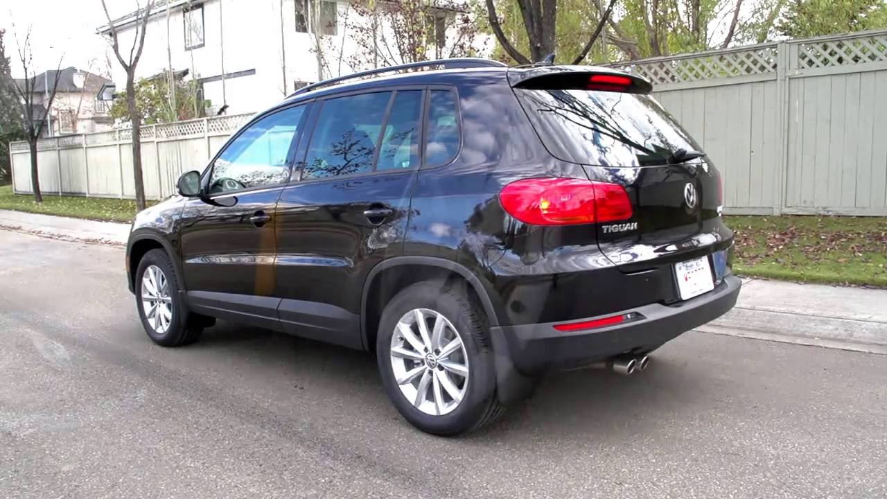 2017 Volkswagen Tiguan Wolfsburg Edition South Centre Vw Youtube
