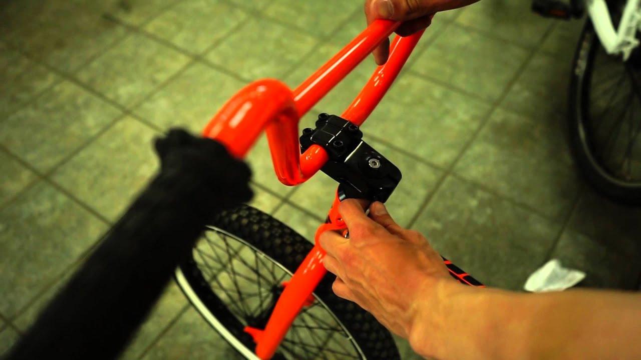 Велосипед для чайников с Антоном Степановым #14 - люфт в рулевой колонке