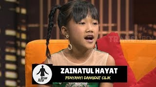 Download Video VIRAL! Zainatul Hayat, Penyanyi Cilik Bersuara Emas | HITAM PUTIH (24/10/18) Part 2 MP3 3GP MP4