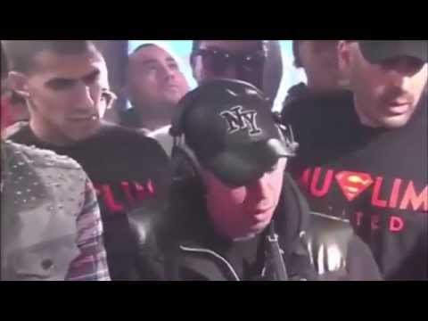 Freestyle Lotfi DK (Lotfi Double Kanon) et Révolution Urbaine sur Skyrock