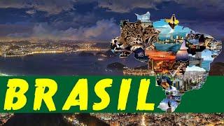 10 lugares Mais Visitados no Brasil