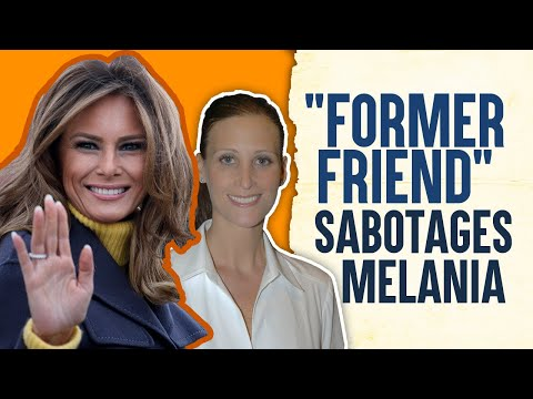 'Former friend' of Melania Trump RECORDS phone calls to write book | 'How does someon