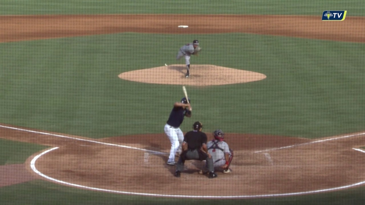 Tim Tebow goes hitless in series finale at Osceola County Stadium