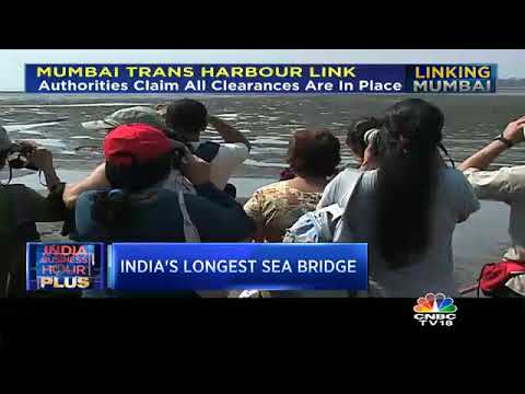 Mumbai Trans Harbour Link To Be A Reality Soon