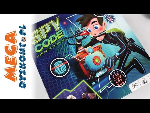 Spy Code - Break the Code and Open the Safe! - Epee - Spy Game - EPE02576