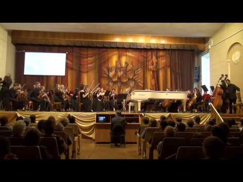 Международный молодежный симфонический оркестр 2019