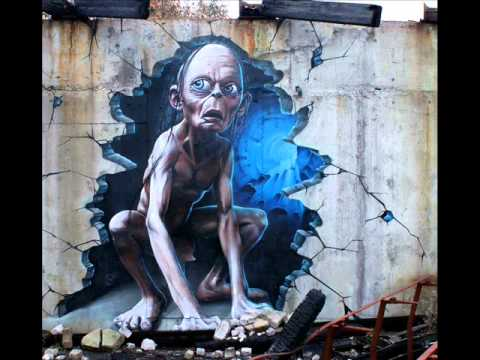STREET ART OPERAS / OPERE D'ARTE DI STRADA