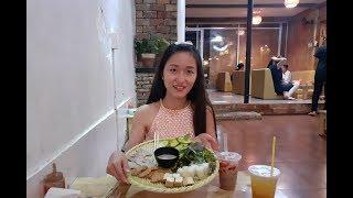 Bún Đậu Mắm Tôm ăn hoài không biết ngán  tại Ngõ Vàng Anh ở Mỹ Tho - Tiền Giang