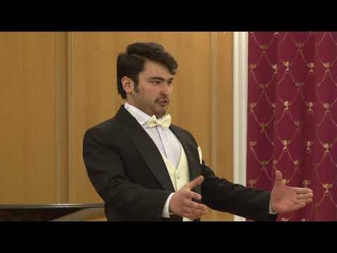 Абдурахимов Султонбек - Дж. Верди. Рассказ Феррандо из оперы «Трубадур»