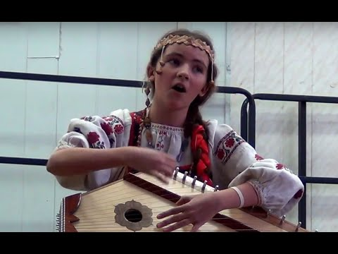Lovely Russian Gusli performance: The sea of ​​life