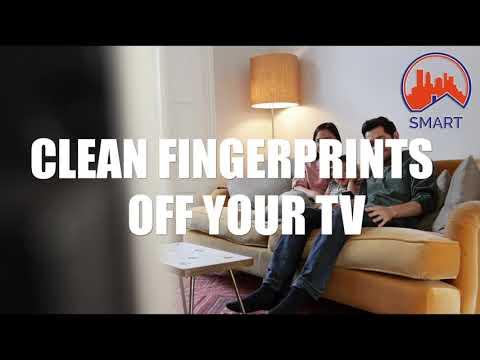 SMART Inspections - Fingerprints On TV