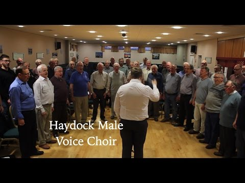 Haydock Male Voice Choir Promo