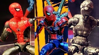 *FIRST LOOK* Toy Fair 2019 Hasbro Marvel Legends Spider-Man Action Figures