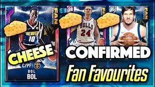 NEW SUPER CHEESY CARDS CONFIRMED IN FAN FAVORITE PACKS IN NBA 2K20 MyTEAM!! BEST PACKS EVER??