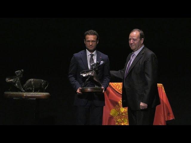 Premios Taurinos Feria de Salamanca 2017