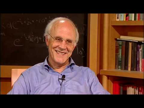 The Strong Force: A Chat with Nobel Laureate David Gross