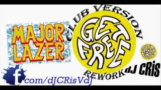 ROMANIA CLUB MUSIC REMIX FEBRUARIE 2015 / Major Lazer ^ Get Free (Club Version) REWORK dJ CRis