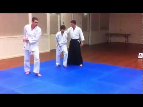 Martial Arts Essendon - Richard & Yashuk Shokyu & 5th kyu Gradings