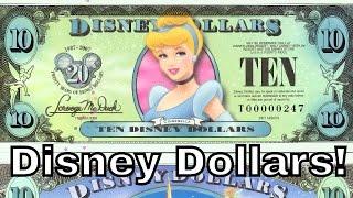 THE HUNT FOR DISNEY DOLLARS!
