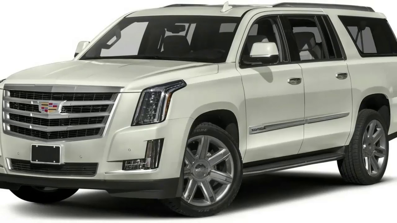New Suv 2018 Cadillac Escalade Esv Interior Exterior Review Youtube