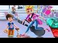 Rockstar Girls 🎤 Crazy Rock Band Concert Day Make Up & Dress Up Games For Girls by Tabtale Part 1