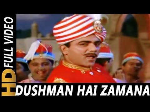 Dushman Hai Zamana   Mohammed Rafi, Mehmood   Patthar Ke Sanam 1967 Songs