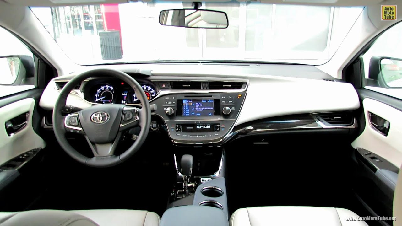 2013 toyota avalon xle interior walkaround 2012 los. Black Bedroom Furniture Sets. Home Design Ideas