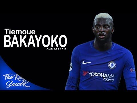 Tiemoue Bakayoko ● defensive skills and tackles ● 2017/18 ● chelsea fc || HD