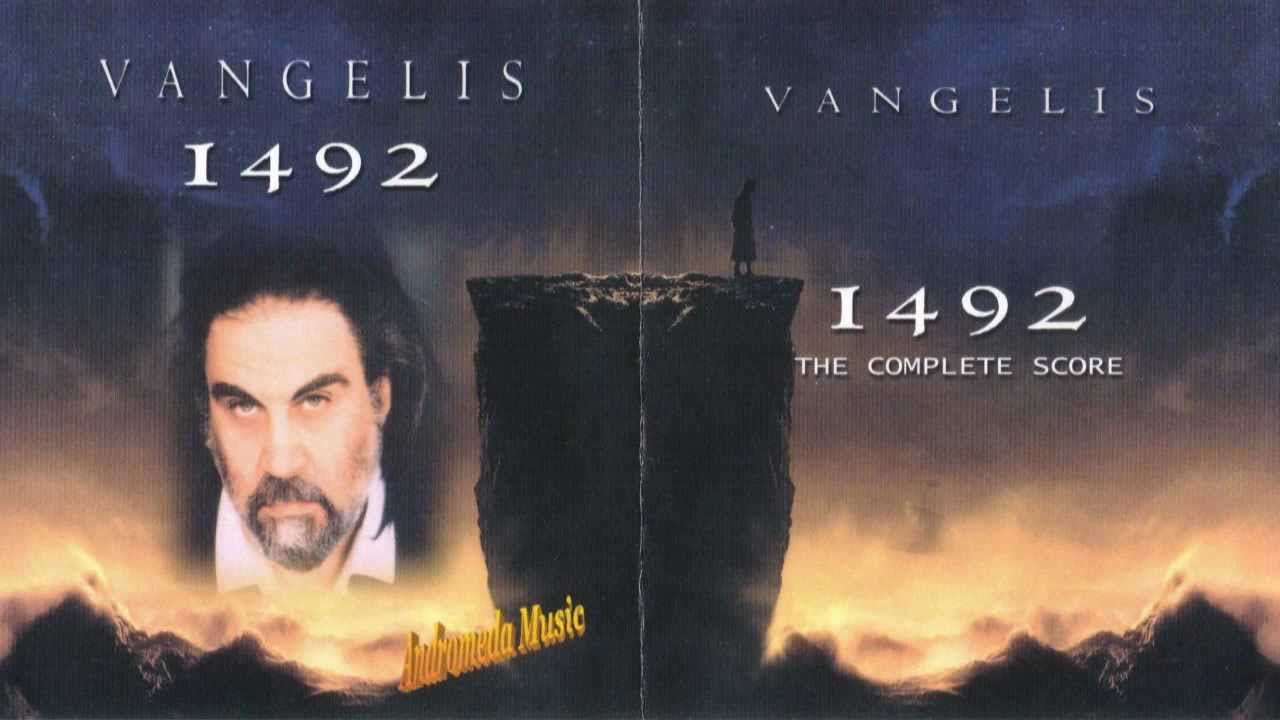 Vangelis - 1492 Conquest Of Paradise(HD Slide) - YouTube