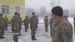 Луганский областной военкомат присоединился к всеукраинскому флешмобу 22