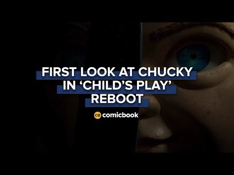 BREAKING: First Look at Chucky in 'Child's Play' Reboot