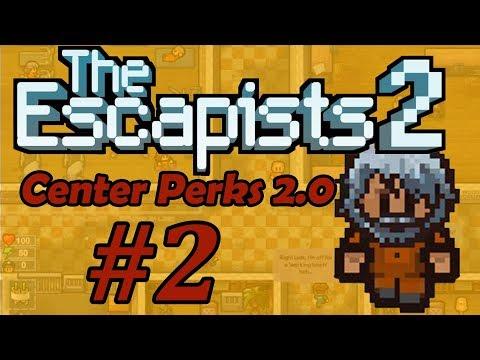 The Escapist 2 ITA - Episodio 2: Center Perks 2.0 (Perimeter Breakout)