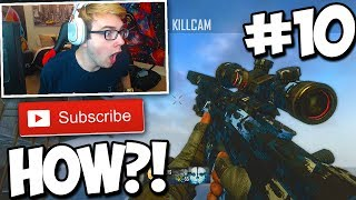 HOW DID HE HIT THIS SO FAST?! - BO2 Subscriber Challenge #10 (THE RETURN!)