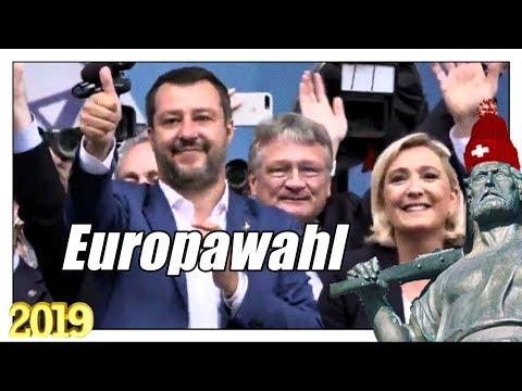 EU Wahlen | Salvini & Freunde gegen EU Eliten | Jörg Meuthen AfD