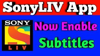Sony Liv App Video Download