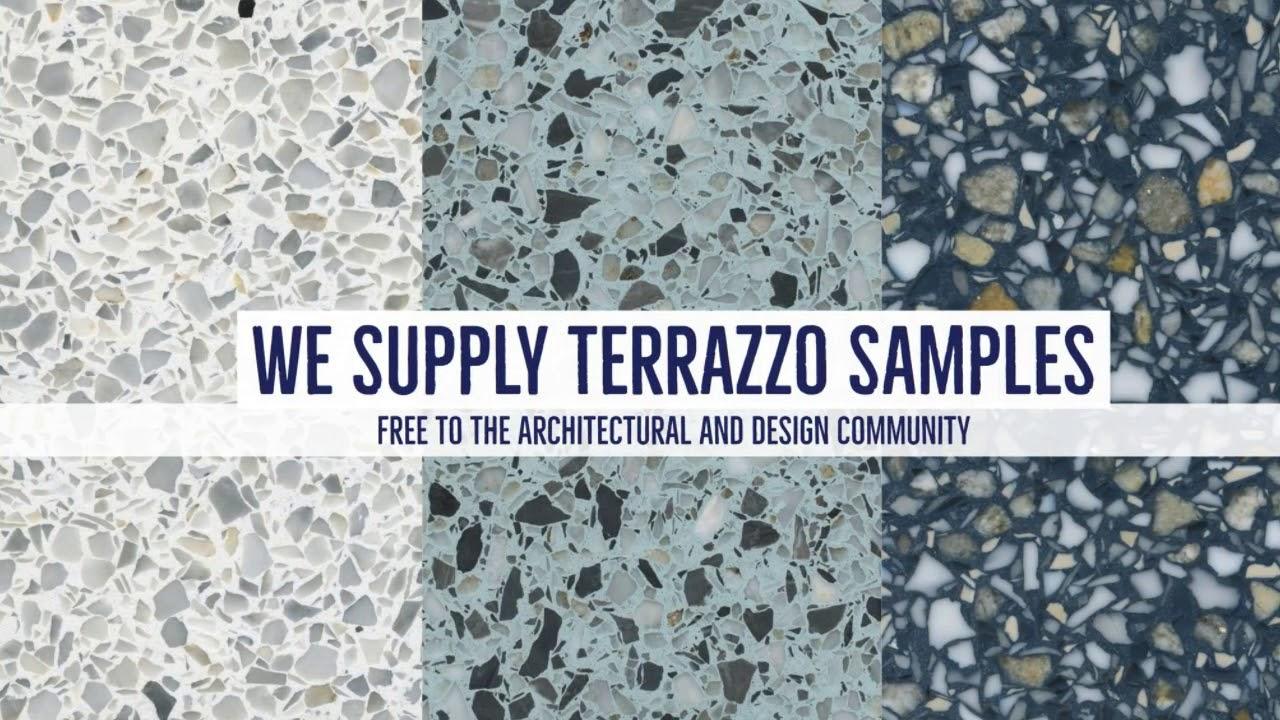 Concord Terrazzo Company Material Guide