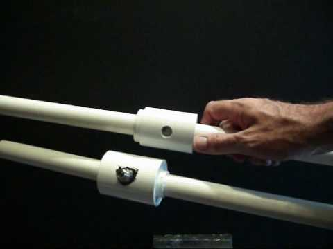 Diy Homemade Vortex Tube Part2 Wmv Youtube