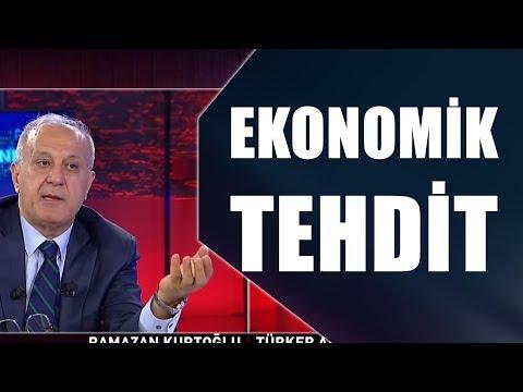 Türkiye ekonomik tehdit altında mı? Ramazan Kurtoğlu yorumluyor!