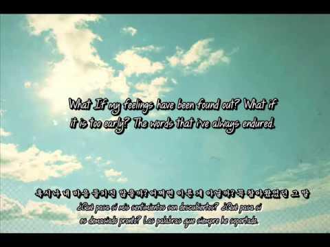 Sung Si Kyung (성시경 ) - Dazzling Confession 눈부신 고백) [Esp Eng Han]