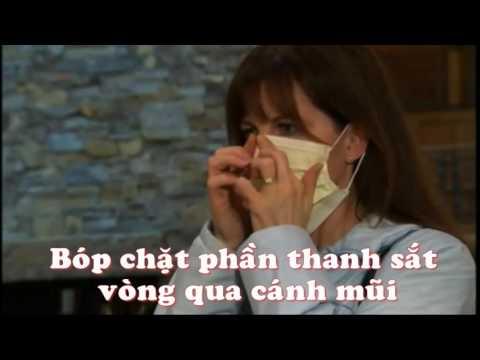 Hướng Dẫn đeo Khẩu Trang đúng Cách