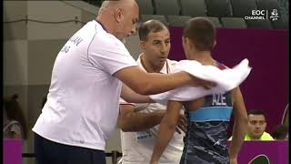 EYOF Baku 2019 - Day 3 - Wrestling, Swimming, Athletics and Cycling