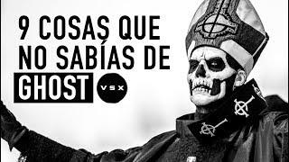 9 cosas que no sabías de Ghost ¿Son satánic0s?