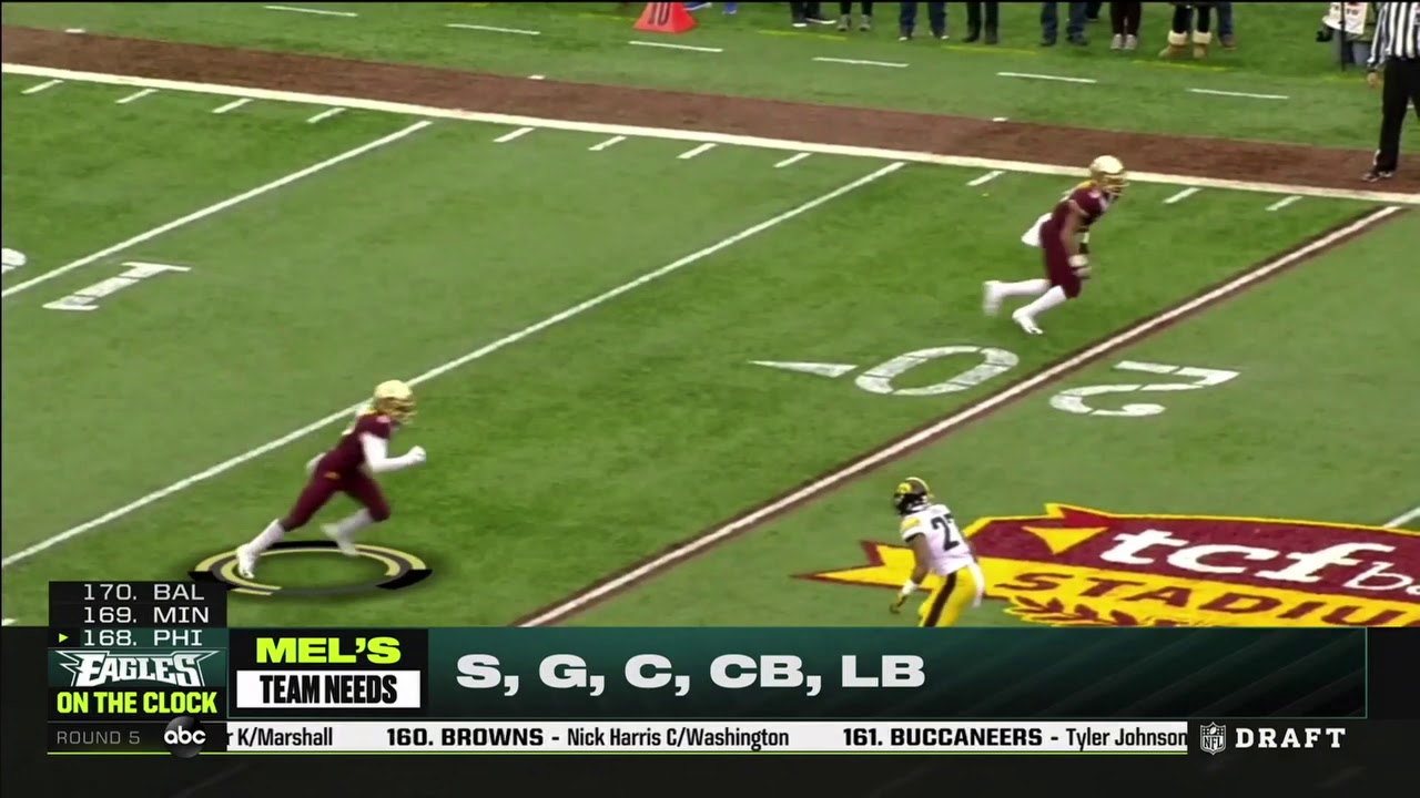 Minneapolis Native Tyler Johnson Selected In 5th Round By Tampa Bay Bucs 2020 Nfl Draft Youtube