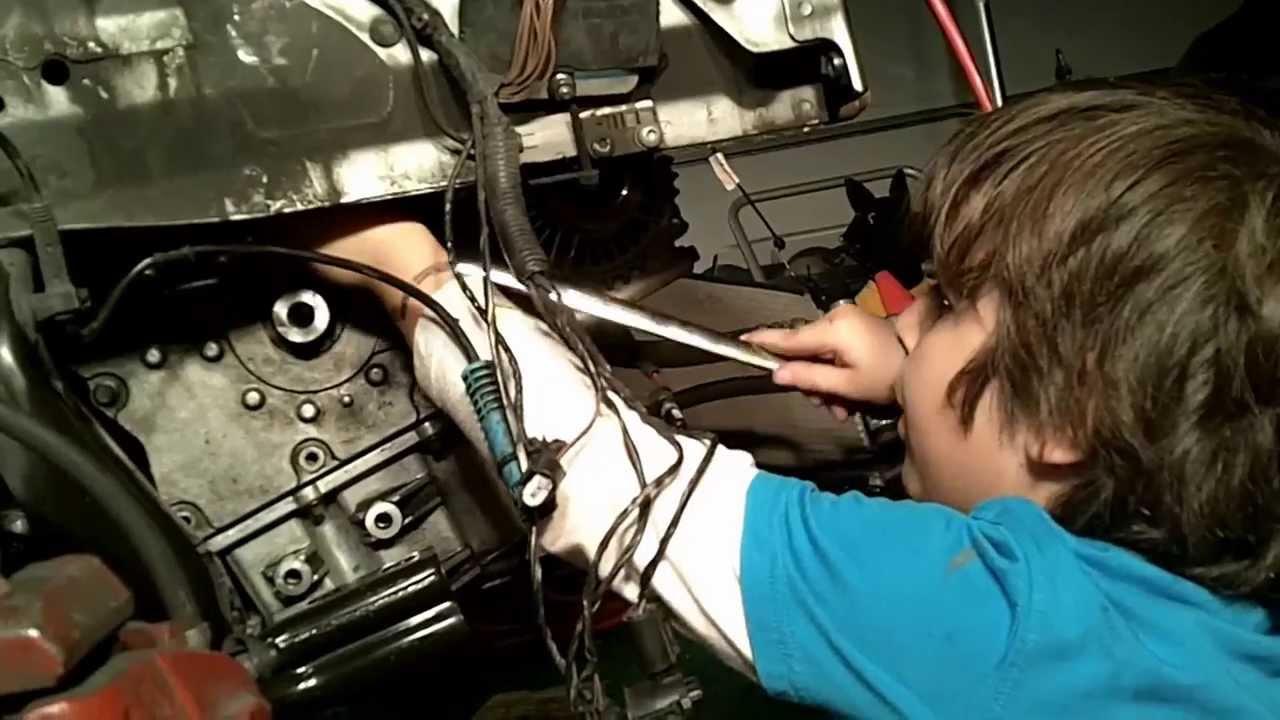 Mini Cooper S R53 Replacing Oil Pump Youtube 2008 Timing Belt