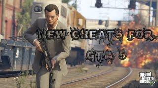 Новые коды на GTA 5 (PC)!