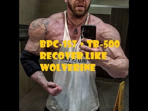 BPC-157 and TB-500 Review - Tricep surgery recovery