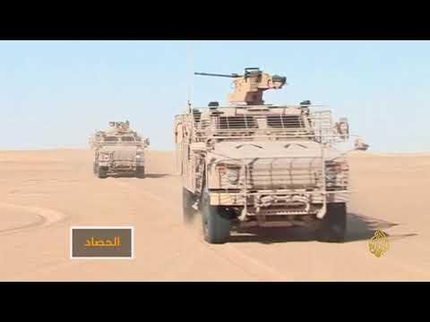 تقرير يوثق استخدام التحالف العربي باليمن أسلحة أميركية  - نشر قبل 11 ساعة