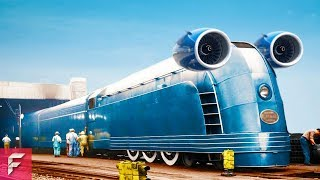 10 Fastest Vehicles In The World 2018 | Fastest Train | Fastest Car | FactoFusion